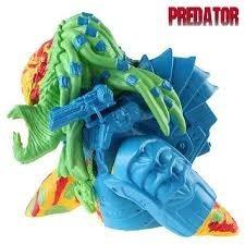 bust bank - busto alcancia predator thermal - depredador