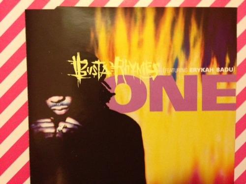 busta rhymes   one   cd single