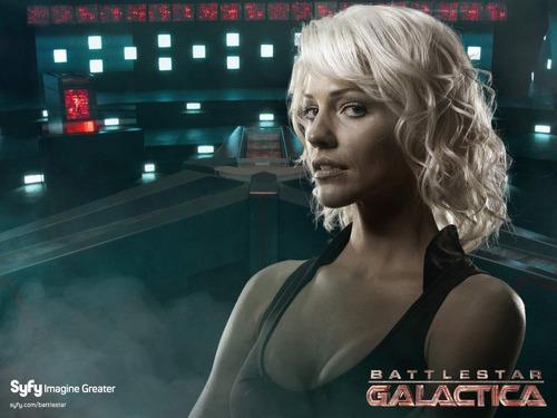 busto caprica - battlestar galactica - original