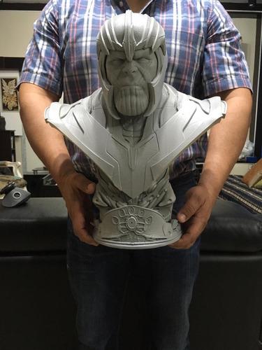 busto de tanos de 40cm de altura