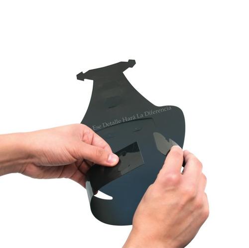 busto exhibidor armable para cadenas y gargantillas