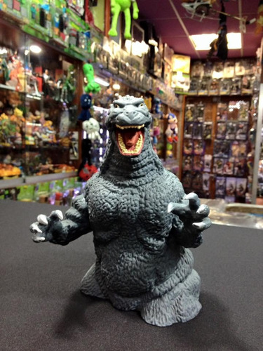 busto godzilla alcancia diamon select