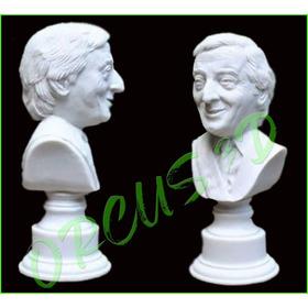 Busto Néstor Kirchner 3d