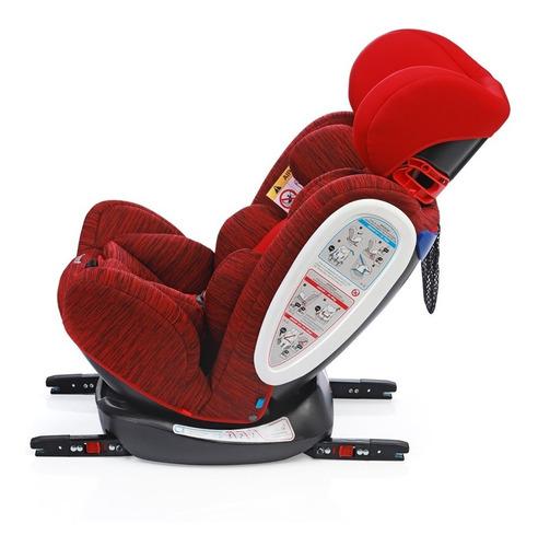 butaca auto bebe c/ doble isofix de 0 a 36 kg felcraft z-26