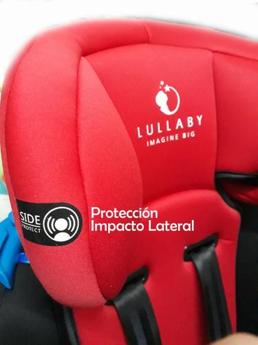 butaca auto bebe de 0 a 36 kilos lullaby modelo turin cuotas