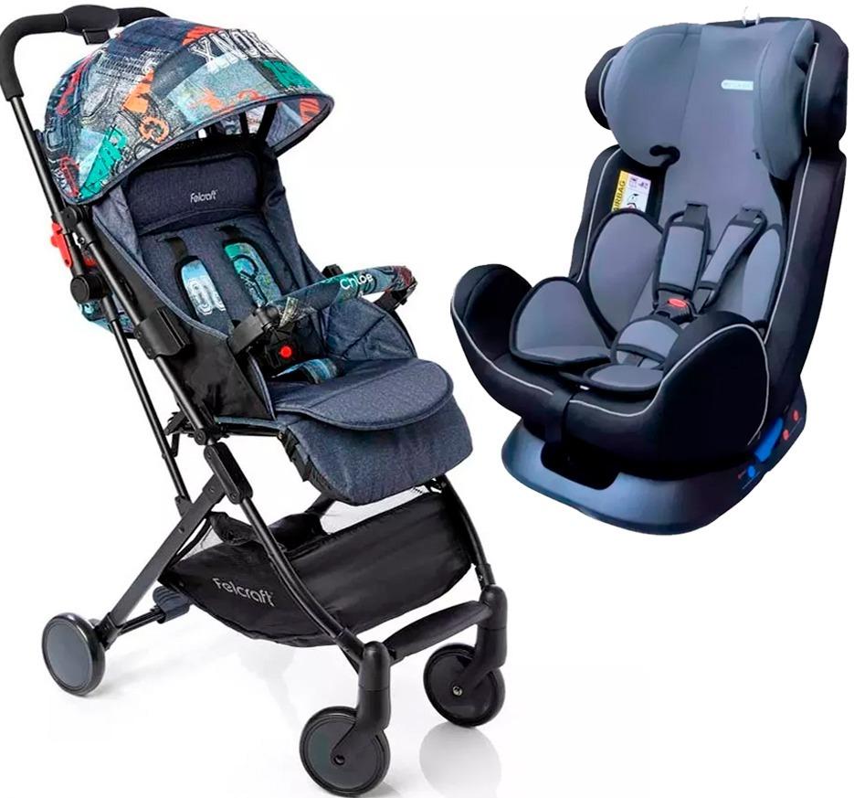 6e42d129a Butaca Auto Bebe Infanti Mega 0/36 Kg + Coche Bebe Chloe - $ 9.999 ...