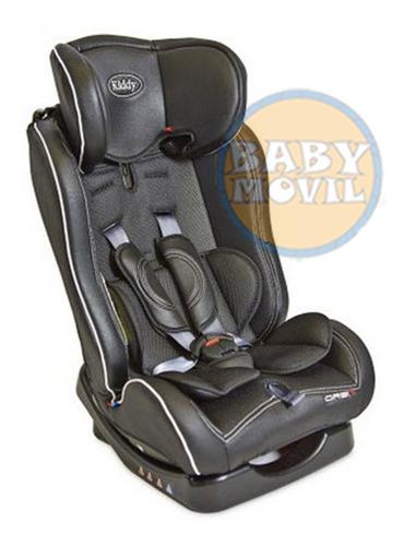 butaca auto bebe kiddy orbit de 0 a 25 kg. babymovil