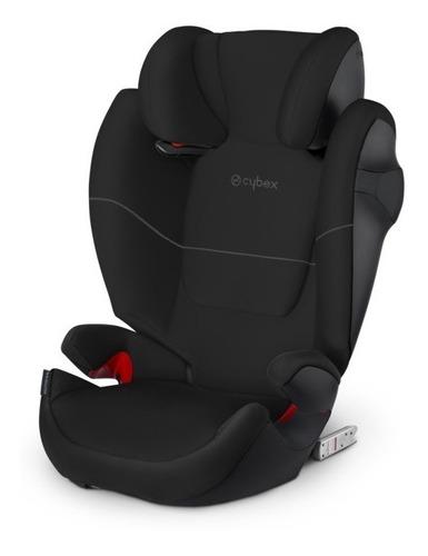 butaca auto bebe solution m fix 15 a 36 kg cybex babymovil
