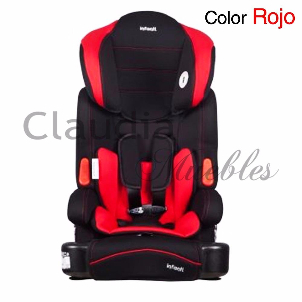 4ec8e80a7 Butaca Auto Para Bebe Y Niño 13-45kg Zeus Booster Silla - $ 3.500,00 ...