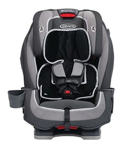 butaca bebe auto booster milestone kline graco 0 a 45 kg