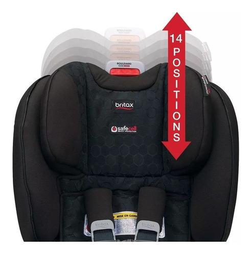 butaca bebe auto britax boulevard clicktight 0 a 30 kg