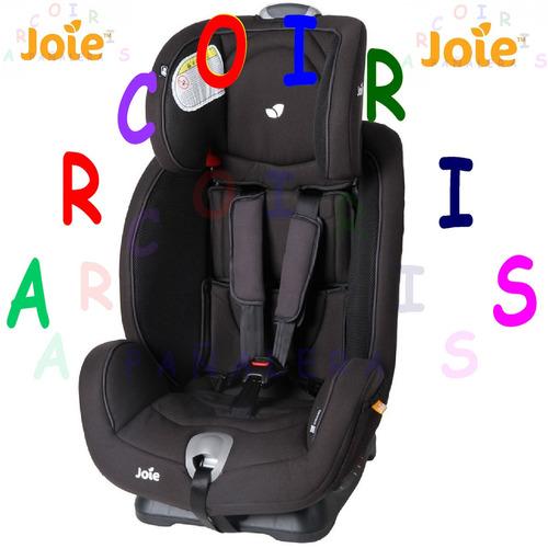 butaca booster infanti joie stage premium arcoiris