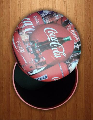 butaca de coca cola vintage