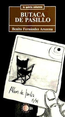 butaca de pasillo(libro )