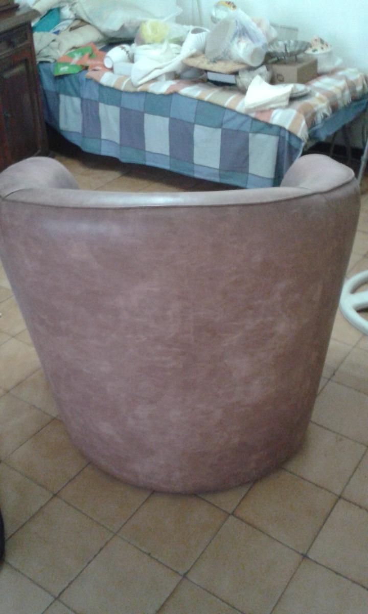 Butaca En Bipiel Bs 230 000 00 En Mercado Libre # Como Limpiar Muebles Bipiel