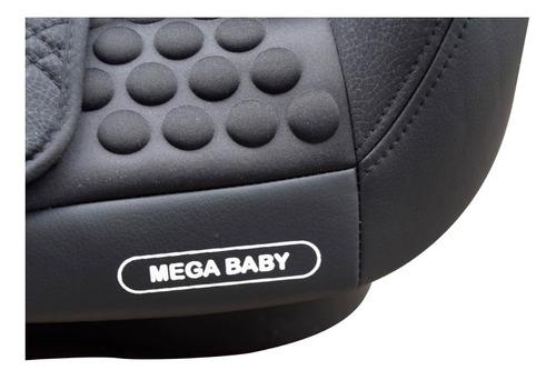 butaca mega baby bebe auto emerson 9 a 36 isofix kg homologada