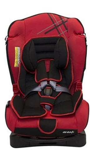 butaca para auto avanti alabama de 0 a 25 kgs. babymovil