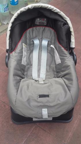 butaca para auto de bebe con base peg perego