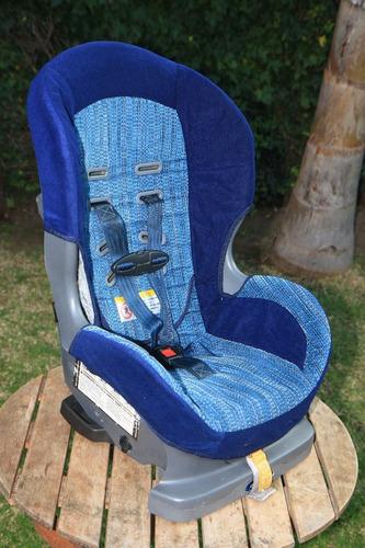 butaca silla auto bebés y niños evenflo. ¡perfecto estado!