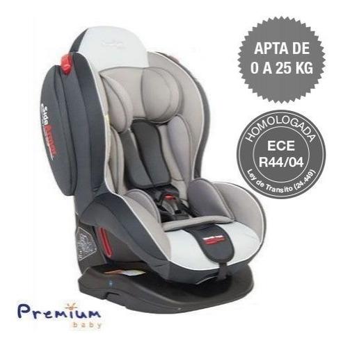 butaca silla p/ auto bebe premium baby 5 posiciones+ cuotas
