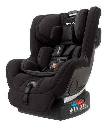 butaca silla para auto bebe nuna rava 0-30kg creciendo