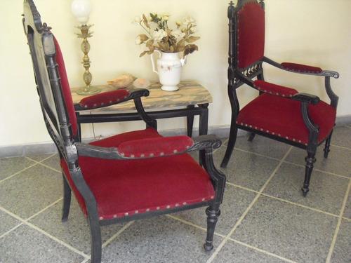 butacas antiguas- muy elegantes-  enrique v