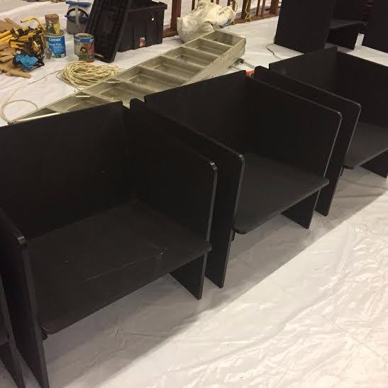 Sillas sillones modernos le fabrica de sillas modernas silln giratorio regina ii silla chaise - Sillones y butacas baratas ...