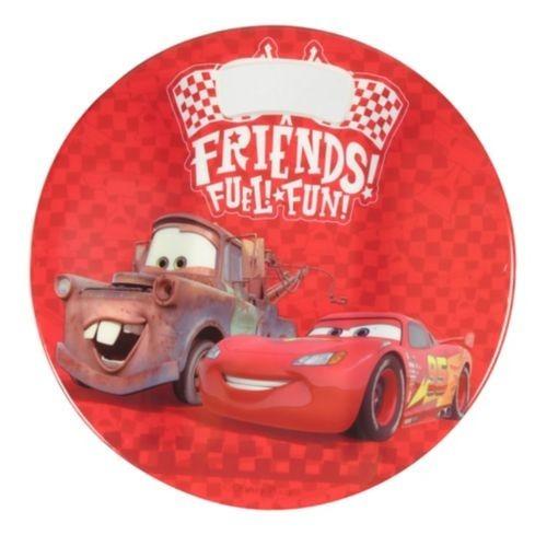 Butaco Redondo Plegable Cars Disney Importada 49 900 En