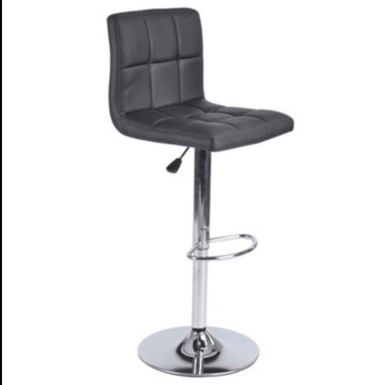 Butaco silla bar importado con espaldar para barra 199 for Sillas para barra americana