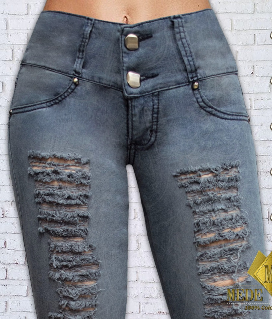 0217390813 Butt Lifter Jeans Push Up Diseño Colombiano. (fabricantes ...