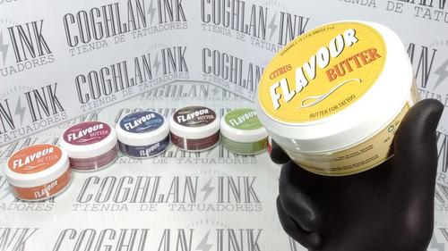 butter tattoo flavour vegan usa original reemplaza vaselina