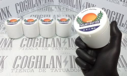 butter tattoo galaxy vegan menta 150ml reemplaza vaselina