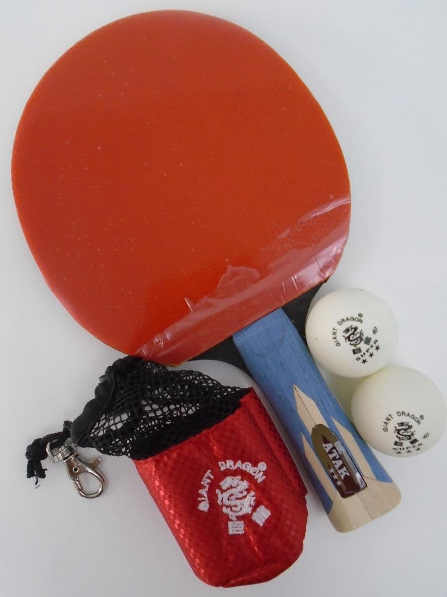 bf4d6aa30 butterfly bol +raquete tenis mesa g dragon + 2bol+ chaveiro. Carregando  zoom.