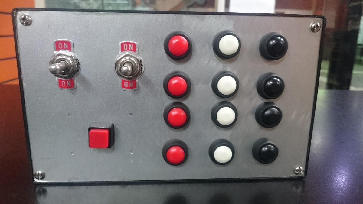 Button Box - Botonera Simulador Gaming