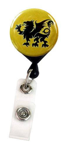 buttonsmith gryphon (gryffon / grifo ) de lujo retráctil pl