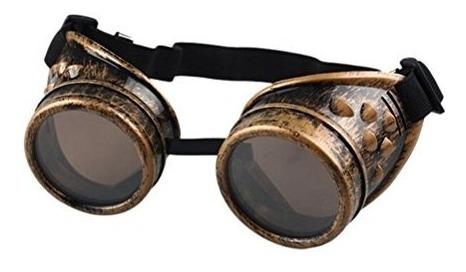 buytra vintage anteojos steampunk pack de 2 victoriano retro