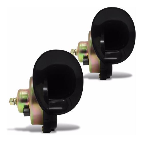 buzina automotiva caracol universal 12v tipo buzina caminhao