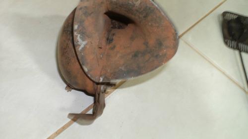 buzina caracol antiga ford gm para restaurar.