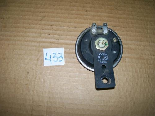 buzina dafra speed 150 original (usada)