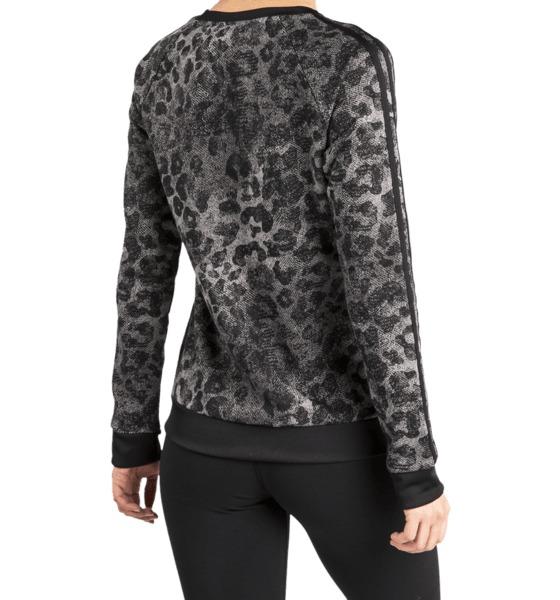 Buzo adidas Escentials Mujer Deportivo 2018 Animal Print