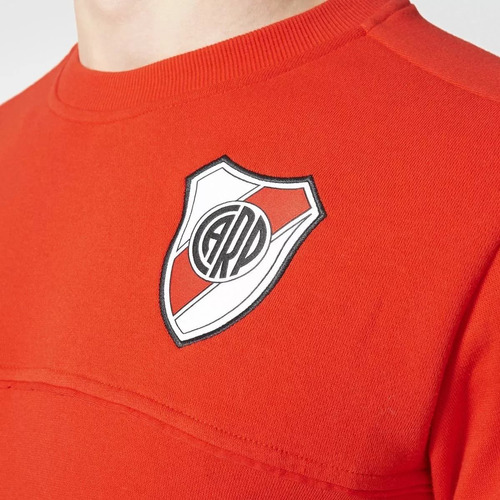 buzo adidas modelo climalite sweat top river plate 2017/2018