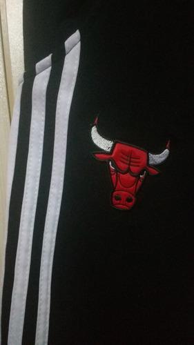 buzo adidas originals chicago bulls nba