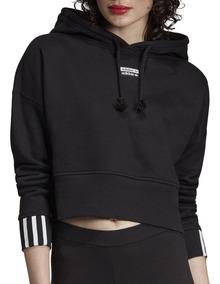 Buzo adidas Originals Moda Vocal Hood Mujer Ng