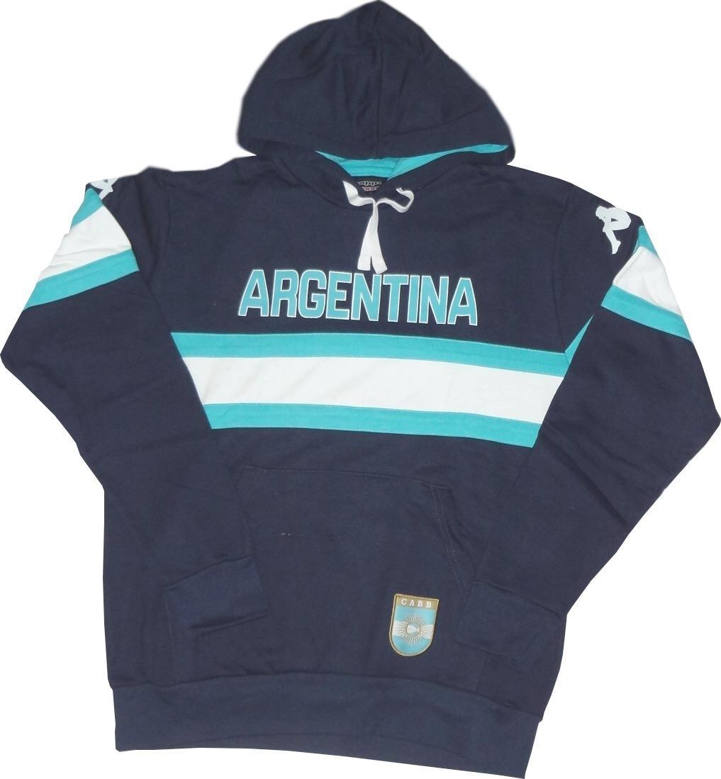 buzo basquet seleccion argentina canguro kappa. Cargando zoom. 1bab410e4bcef