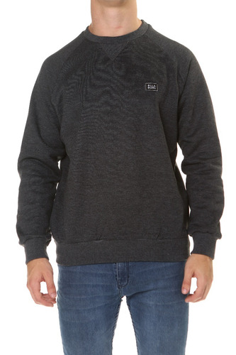 buzo billabong all day crew negro hombre