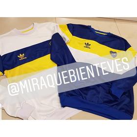 Buzo Boca Juniors. Talle M L Y Xl. Talle De Chicos 10 Al 16