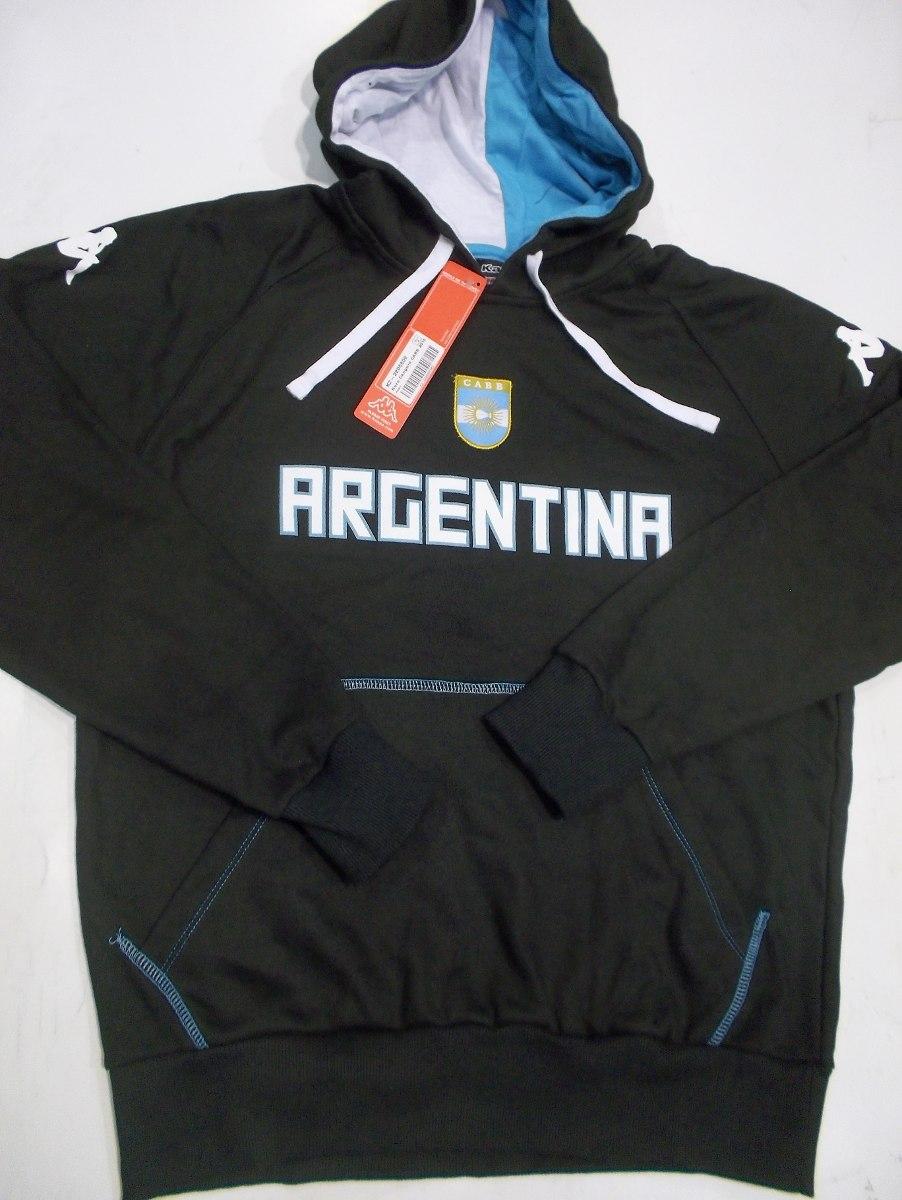 buzo canguro argentina basquet kappa adulto lavalledeportes. Cargando zoom. f484faf6d9661