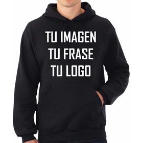 Buzo Canguro Estampado Personalizado Hoodie Calidad Premium