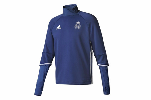 buzo de fútbol adidas real madrid