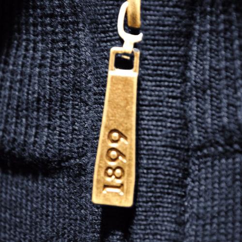buzo hilo 1/2 cierre nacional centrojás 1899 oficial